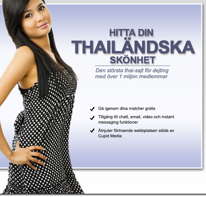 Thai Dating Kontakt Kontaktannonser